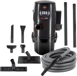 BISSELL Garage Pro WallMounted Wet Dry Car Vacuum
