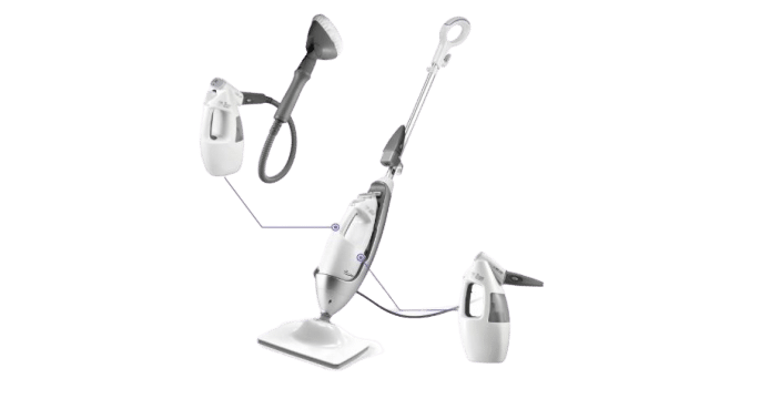 LIGHT__N__EASY_Multifunctional_Steam_Mop_with_Detachable_Handheld_Unit_Floor_Steamers